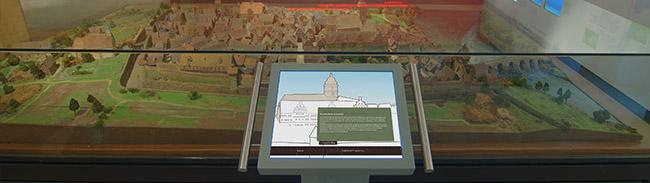 Shift-Screen Stadtmuseum Nürtingen