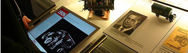 Shift-Screen Heidelberger Druck AG