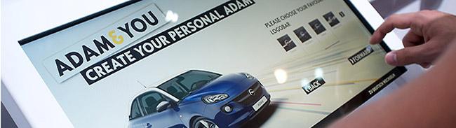 Opel Adam Konfigurator
