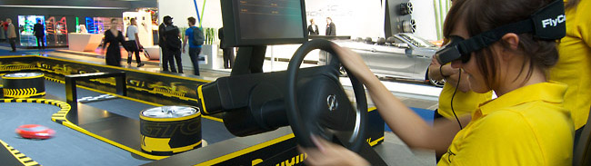 Opel GTC Modellparcours